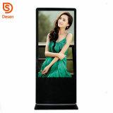 HD che fa pubblicità video schermo prodotti annuncio giocatore video dell'affissione a cristalli liquidi dello schermo di tocco di 43inch a 1080P di pubblicità unico 32