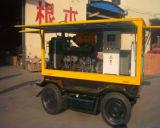 Tipo de remolque de 150 kw Generador Diesel con carrocería