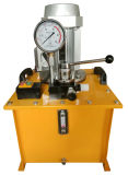 電気油ポンプ120MPa