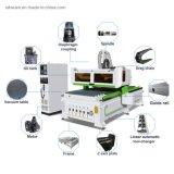 Prezzo della fresatrice del Engraver del router di CNC di 4 assi per mobilia
