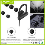 Écouteurs stéréo Bluetooth Sweatproof des casques sans fil avec les crochets de l'oreille