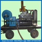 Hochdruckdieselabflußrohr-Unterlegscheibe-Abwasserrohr-Reinigungs-Maschine