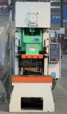 El bastidor en C Hoja de acero neumática de perforación de la máquina de alimentación Pulse Jh21-100ton