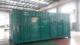 Комплект генератора энергии Avespeed 600kw звукоизоляционный тепловозный