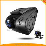 """FHD 1080P 2.0 """" LCD車DVRのダッシュのカメラ170度Gセンサーのループ記録夜間視界及びWDR"""