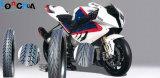 Heißer Verkaufs-Amerika-Qualitäts-Motorrad-Gummireifen und Gefäß (110/90-16)
