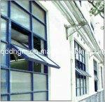 Finestra di scivolamento durevole dell'alluminio/PVC di alta qualità