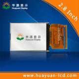 240*320 2.8inch TFT LCDの表示画面のモジュール