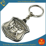 Abitudine 3D Police Officer Zinc Alloy Souvenir Metal Keychain (LN-066)