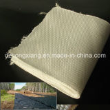 Geotextil tejido con filamentos