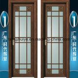 Aluminiuminnentür-Badezimmer-Tür-Scharnier-Tür-Schwingen-Tür