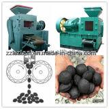 Grote Capaciteit 6 Ton per de Machine van de Pers van de Briket van het Poeder van de Steenkool van de Houtskool van het Uur