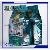Bolso del empaquetado plástico del surtidor de China para el alimento de perro del embalaje