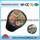 Yjv22/Yjlv22 câble d'alimentation souterrain du câble XLPE