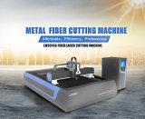 máquina de estaca do laser do metal da fibra de 2000W Lm3015g3 para a indústria de automóvel