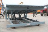 O carro elevador hidráulico do depósito Rampa de Carga Nivelador de acoplamento hidráulico