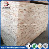 tarjeta comercial de la junta del dedo del pino de la madera contrachapada de 18m m (el panel de madera)