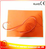 Dikte 10mm Silicone Rubber Press Machine Heater 110V 1000W 400*600mm