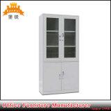 4 porta do armário metálico de mobiliário de escritório de aço armário de arquivos