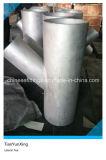 El acero inoxidable redujo el tipo lateral te de 45 grados Y