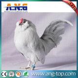 13.56MHz RFID Hf Animal Reposapiés Etiqueta para las carreras de palomas