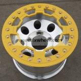 Roda de deslocamento em trilhas, Loder roda, roda de 4x4 4WD