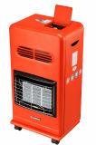 Riscaldatore a gas mobile con il bruciatore di ceramica Sn11-Af di risparmio di temi di 3plate Hight