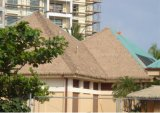 Африканский искусственний Thatch имитации Envirment синтетический для крыши Qwi-St002