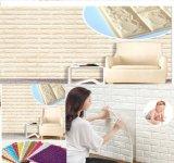 Etiqueta engomada/el panel insonoros de la pared de la espuma de XPE para la decoración casera
