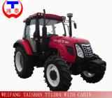 grand entraîneur de ferme de 130HP 4WD avec l'usine de qualité (TT1304)