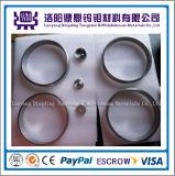 高密度機械で造られたモリブデンのリング