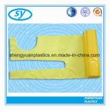 熱い販売法のPEの物質的で使い捨て可能で多彩なエプロン