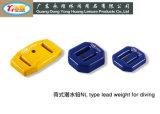 Equipamento de mergulho, bloco de eletrodos para mergulho (QS002), Mergulho conduzir