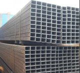 Q235 Galvanizado en caliente la construcción de tubo de acero cuadrado/tubo de acero galvanizado