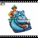 Giro antico del Kiddie del gioco dei capretti dell'automobile di Dancing di MP4 Aladdin