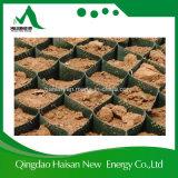 Haisan proporciona a la estabilización de tierra Geocell del polietileno de alta densidad