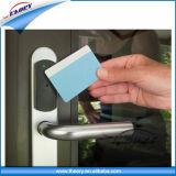 Tarjeta inteligente impresa PVC del clave del hotel de RFID Cr80 FM11RF08