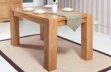 Tabella pranzante di quercia di legno qualità solida della Tabella pranzante di migliore (M-X1015)
