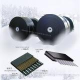 الصين ممون مسطّحة مستوية فولاذ كبل حزام سير