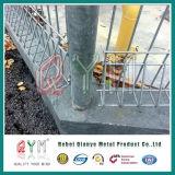 Rete fissa saldata di Brc ricoperta Fencing/PVC della rete metallica della parte superiore di rullo