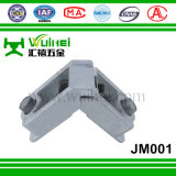 Aluminiumdruckgießenecke für Fenster und Tür mit ISO9001 (JM001)