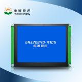 監視のための4.7インチのStnの穂軸LCDのモジュールの使用