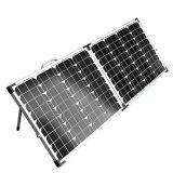 Draagbaar Zonnepaneel Mono80W voor het Laden van 12V Batterij