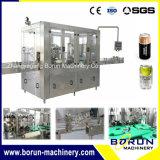De Inblikkende en Verzegelende Machine van de automatische Drank van het Aluminium