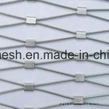 Hand-Wovenステンレス鋼の安全ケーブルの網