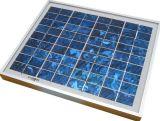 el panel solar polivinílico de 12V 30W para el sistema de iluminación solar