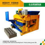 Qtm6-25卵の層の煉瓦作成機械