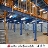 Défilement ligne par ligne d'étage de plate-forme de mezzanine d'étages de l'appartement terrasse deux de la Chine