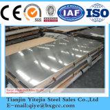 Placa de aço inoxidável de alta qualidade 347H, 347