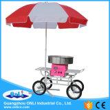 Профессиональные/коммерчески тележка и зонтик машины зубочистки конфеты хлопка